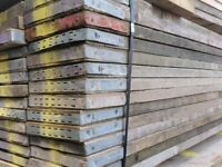 Reclaimed scaffold boards 1ft -13ft