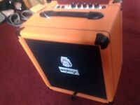 Orange Crush Pix 25BX Bass Amp