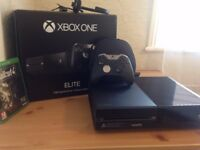 Xbox One Elite Console, 1TB Hybrid + Elite Controller, Boxed