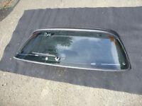 Honda Civic EG Hatchback Rear Glass, Spoiler. B16 B18 D16 K20 H22 VTEC Engine Vti Sir Esi Lsi Vei
