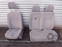 VW Crafter 30-50 (2006-2013) INTERIOR SEATS ref.k10