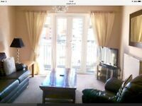 SWANSEA MARINA, LOVELY ONE BEDROOM FURNISHED FLAT.