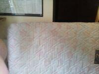 Standard Double Mattress - Good Condition