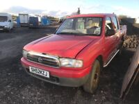Mazda B2500 breaking 2003 year pic up spare parts available