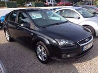 Ford Focus **Cornish Car Sales - 2 available - manual & auto**