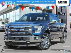2016 Ford F-150 Lariat *Heated/Cooled Seats-Navigation-Moonroof*