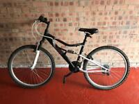 """Apollo spiral ladies bike Nearly new 17"""" frame"""