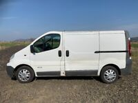 66e9fc1972 Renault trafic 2008 57 6 speed 115bhp spares or repair 10 months mot engine  spot on