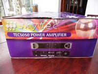SKYTEC TEC5050 Power Amplifier 100w (NEW)