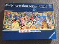 1000 piece Disney jigsaw puzzle