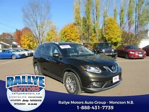 2014 Nissan Rogue SL! AWD! Back-Up! Alloy! Nav! Leather!