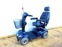 Invacare Orion Big Comfy 8 mph Mobility scooter * I can deliver *