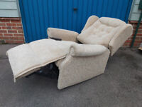 Sherborne Rise and Recline dual motor chair