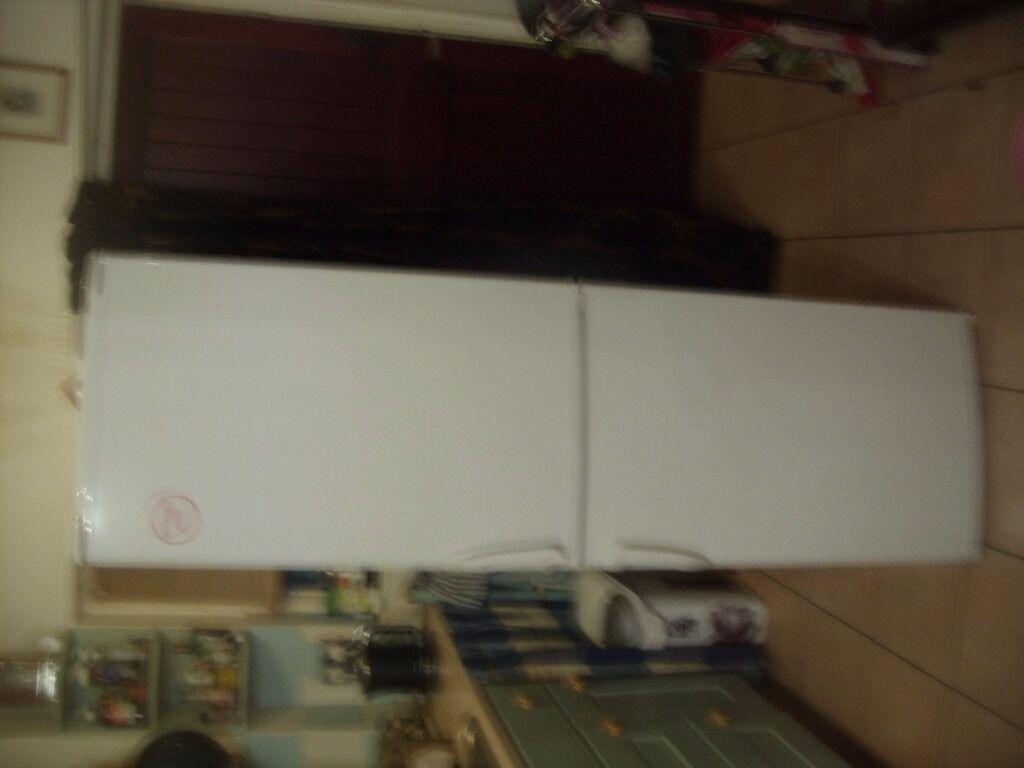 Gorenje white fridge freezer