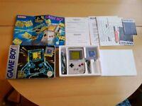 Nintendo Game boy - boxed