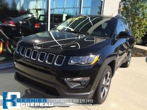 2017 Jeep Compass North **4X4, CAMERA, ENS. CHAUFFANT, BLUETOOTH