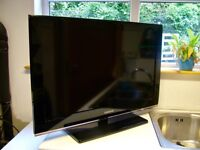 """SAMSUNG 32"""" FREEVIEW SAORVIEW 3xHDMI FREE DELIVERY"""