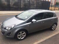 Vauxhall Corsa 2013 Silver 5 door hatchback Petrol