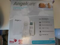 Angelcare baby movement and sound monitor.