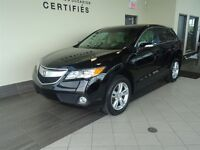2013 Acura RDX Technology Package Navigation Cuir Toit , Certifi