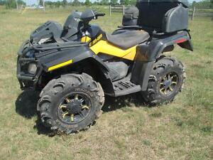2010 Can-Am CAN-AM OUTLANDER 650 XT-P
