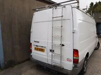 Ford Transit / Tow Bar / Roof Rack / Ladder /