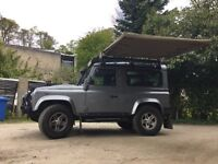 LAND ROVER DEFENDER 90 2.2 (2011)