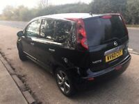 Fab little runner - NISSAN NOTE 1.5 dCi N-TEC