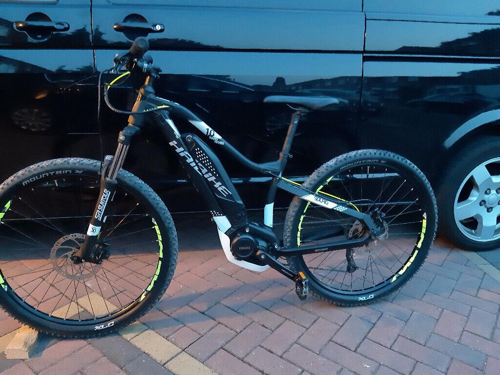 Haibike Sduro Hardseven 10 2018 275 40cm Ebike In Erdington West Midlands Gumtree