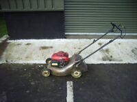 Honda IZY lawnmower with 18 inch cut