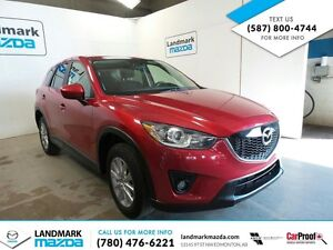 2014 Mazda CX-5 GS AWD / LOW KMS / MOONROOF