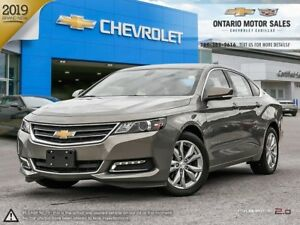 2019 Chevrolet Impala 1LT HEATED FRONT SEATS / WIFI HOTSPOT /...