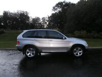 BMW X5 3.0D SPORT - 55 PLATE - ONLY 78000 MILES - BARGAIN !!