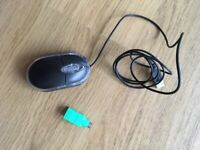 Optical travel mouse