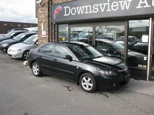 2008 Mazda MAZDA3 AUTO!!! FULLY LOADED!!! ALLOYS!!!