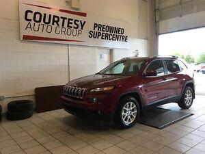 2016 Jeep Cherokee North | 3.2L V6 4x4 | Fog Lights