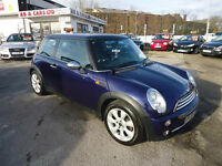 2005 MINI ONE 1.6 PETROL GOOD CONDITION CAR COME WITH 12 M MOT AND NATIONWIDE WARRANTY IS AVAILABLE