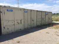 20 ft shipping storage containers shed garage steel for building site builders container