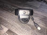 USB Logitech webcam