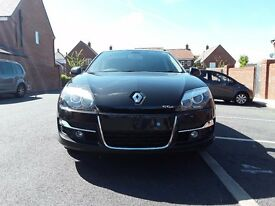 Renault laguna gt line tomtom 2.0lt dti fsh mot immaculate throughout