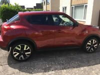 Nissan Juke N-TEC. Very Low Mileage, 1 owner from new,FSH. BARGAIN