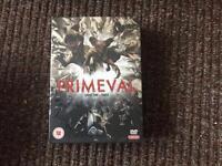 Primeval DVD box set