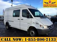 2006 Dodge Sprinter 3500 140-in. Wheel Base, 2.7L Turbo Diesel