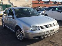Volkswagen GTi 2.0 2003 + SERVICE HISTORY + DRIVES SUPERB + EXCELLENT CONDITION