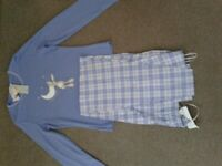 New with tags Ladies M&S PJ Set Size 10