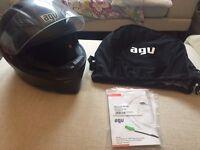 AGV Stealth Motorbike Helmet - SV E2205 Mono Matt Black – Large - £50