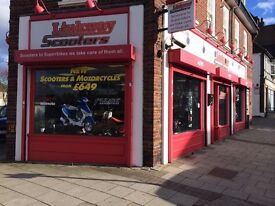 MOTORCYCLE SCOOTER MECHANIC TECHNICIAN REQUIRED BROMLEY