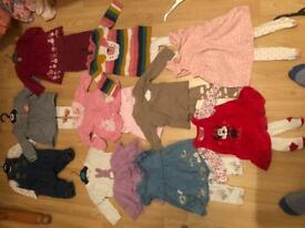Bundle of 3-6 months outfits