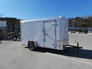 2018 Haulin TSPP612SA - Ramp Door Enclosed Trailer