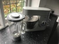 Kenwood Mixer Issue With Beater Release But Works